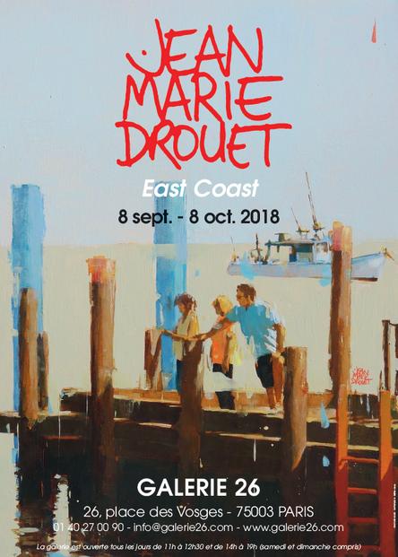Jean-Marie Drouet - East Coast