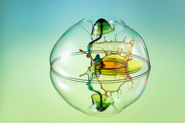liquid photography