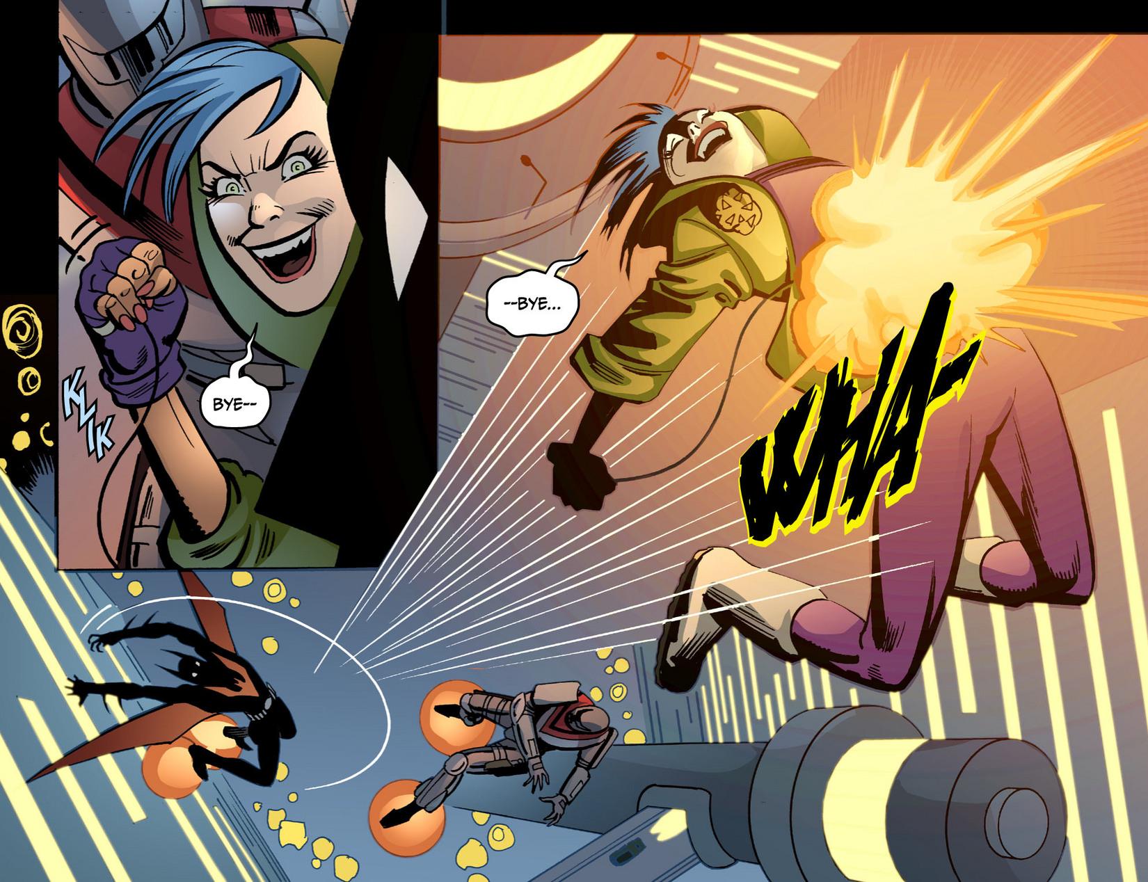 Batman Beyond (2012) Issue #12 #12 - English 6