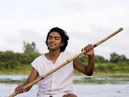 model actor chanchal chowdhury as boatman