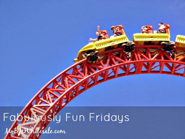 Fabulously Fun Fridays (November 21st Edition)