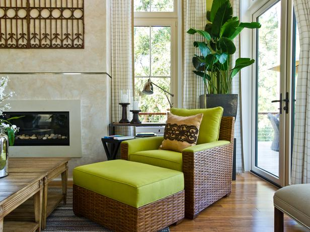 Modern Furniture Living Room Pictures Hgtv Dream Home 2013