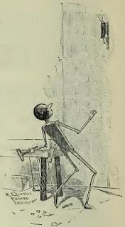 Pinocchio uccide il Grillo-parlante
