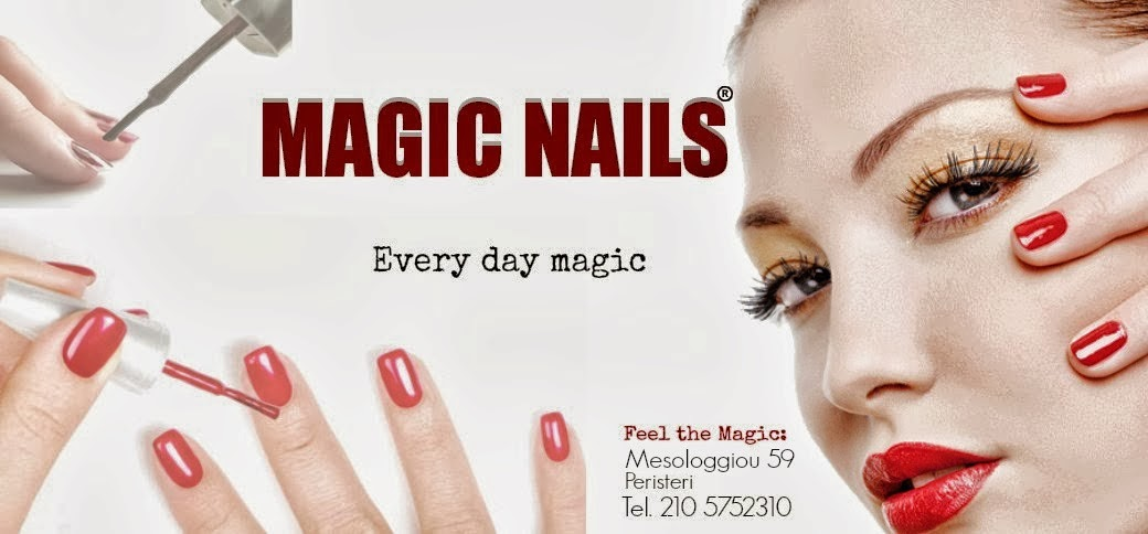 magic nails & face