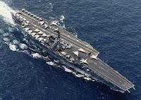 Forrestal Class Aircraft Carrier