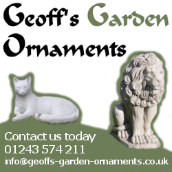 Geoffs Garden Ornaments