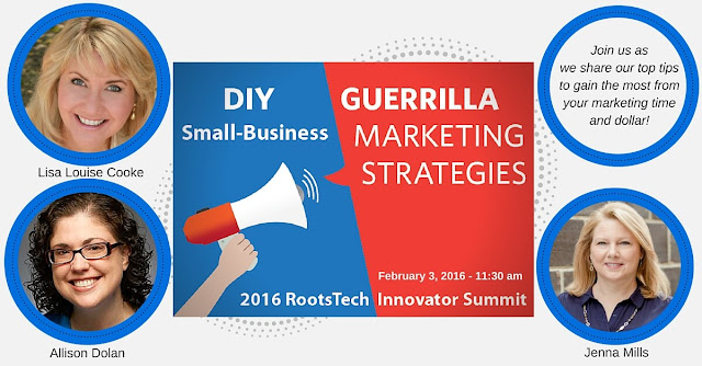 RootsTech Innovator Summit - Guerrilla Marketing