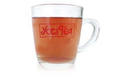 Rose von YOGI Tea zubereitet