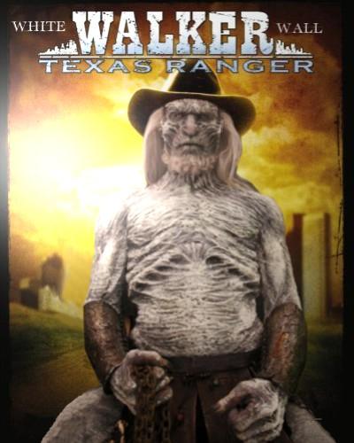 White Walker Wall Texas Ranger, portada - Juego de Tronos en los siete reinos