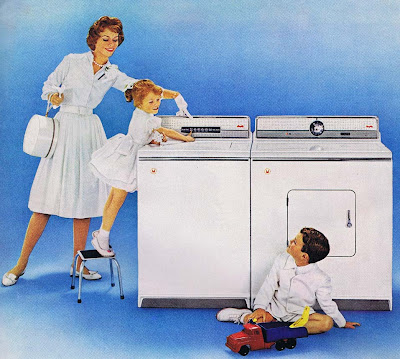 1960 Maytag Washer and Dryer ad