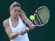 Wimbledon: Federer passa a fatica, Camila Giorgi corre sull'erba