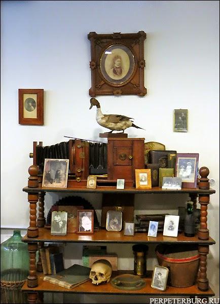 Фото из Музея фотографии в Петербурге
