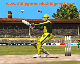 Download Free Cricket 2002 Game