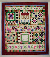 Bloemen quilt