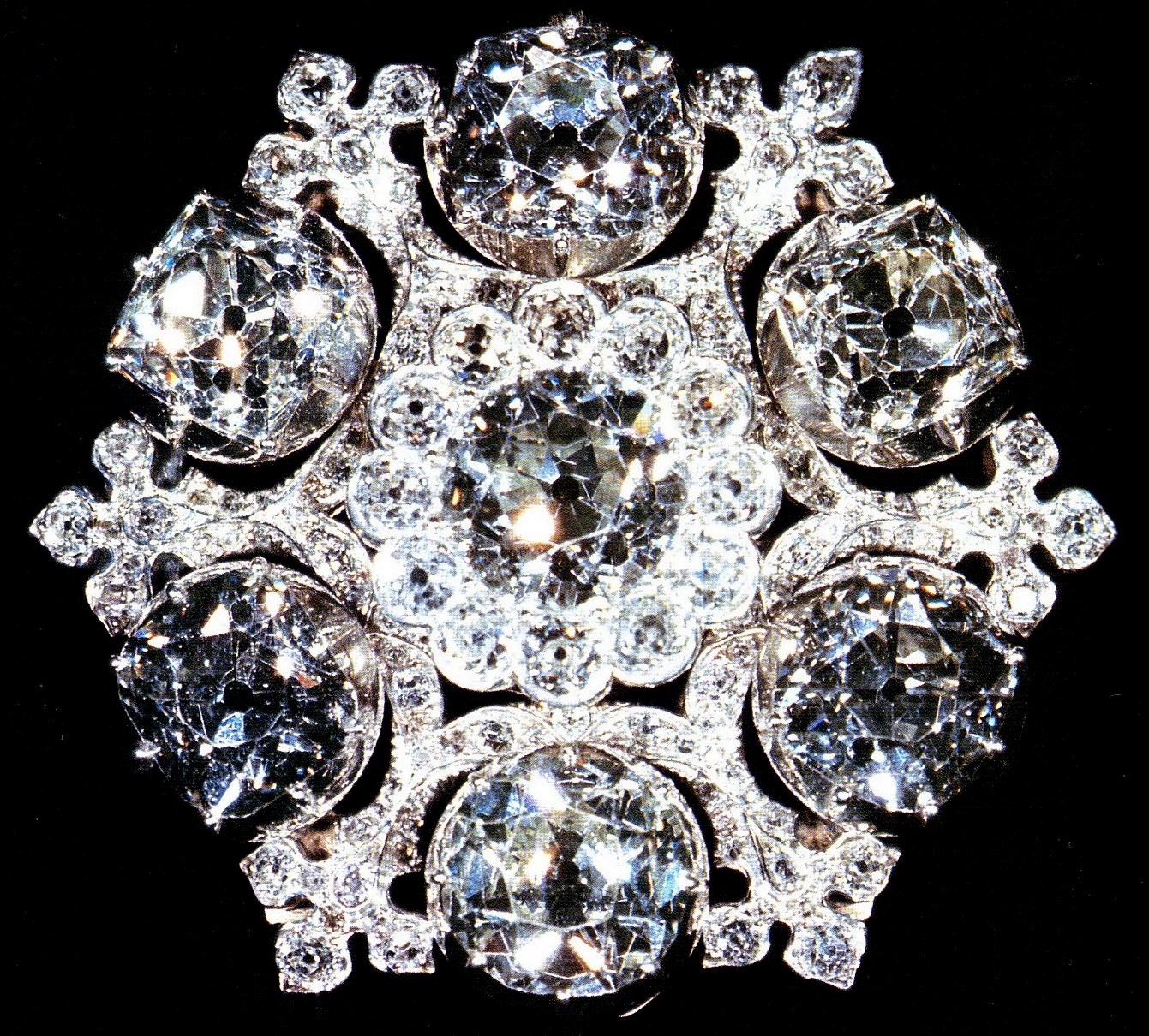 from her majesty 39 s jewel vault queen adelaide 39 s brooch