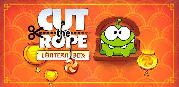 Cut the rope logo