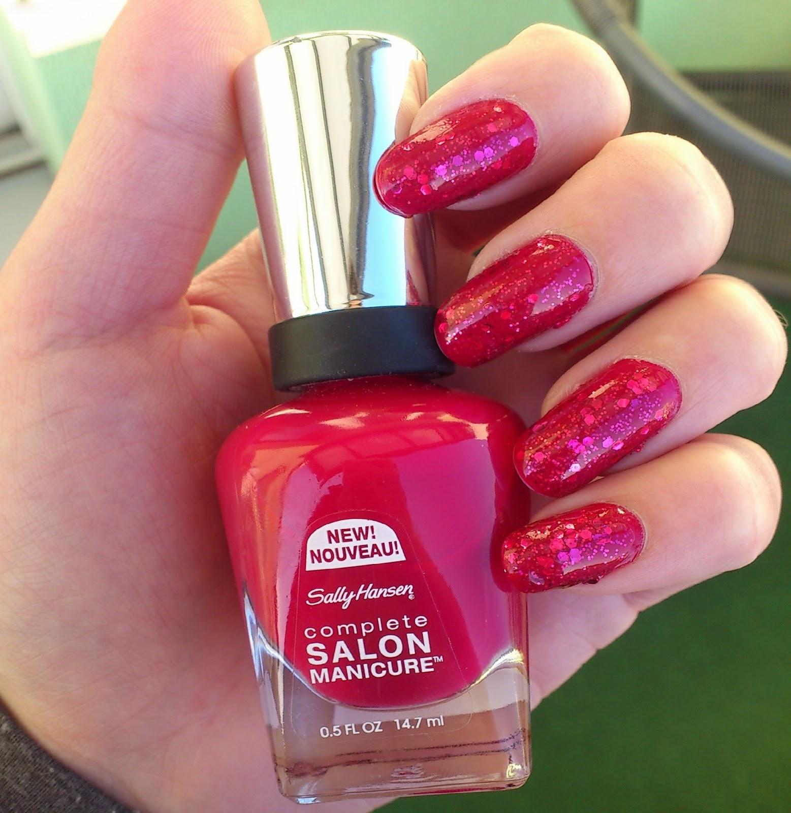 Faszinierend Weihnachts Nägel Rot Foto Von Sis Welt - Beauty | Fashion |