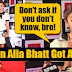 Alia Bhatt shuts up reporter who tests her GK: Don't ask if you don't know, bro!