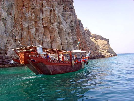 Musandam Oman Tour
