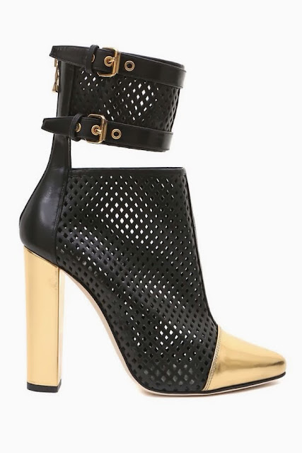 Fetish Accessories : Balmain Shoes Spring 2014