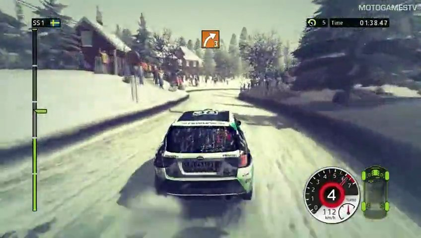 WRC 2 FIA World Rally Championship 3