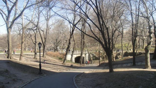 Nova York - Central Park