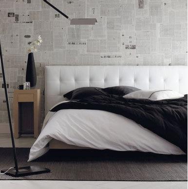 Papel de parede para quarto de casal ideias decora o - Papel pared barato ...