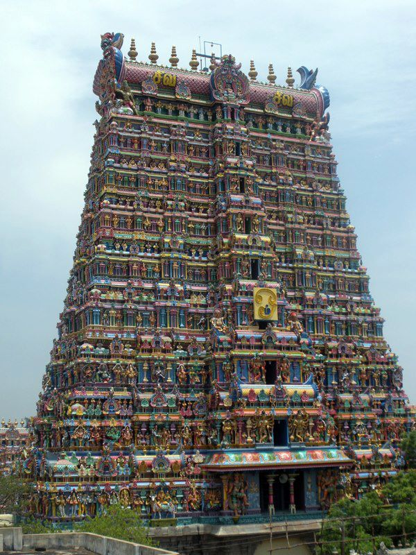 Madurai India  city photos : Meenakshi Temple, Madurai, Tamil Nadu, India | Corner Of The World