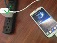 Cara Nge-Charge Smartphone yang Benar