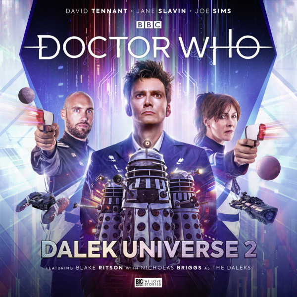 Doctor Who Dalek Universe 2