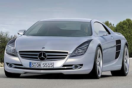 All sports cars mercedes sport cars for Sports car mercedes benz