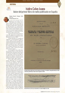 Primer libro sobre radio escrito y publicado en España