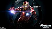 IRON MAN 3 (marvel os vengadores the avengers wallpaper hd iron man)
