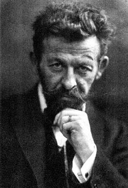 Dehmel en 1905