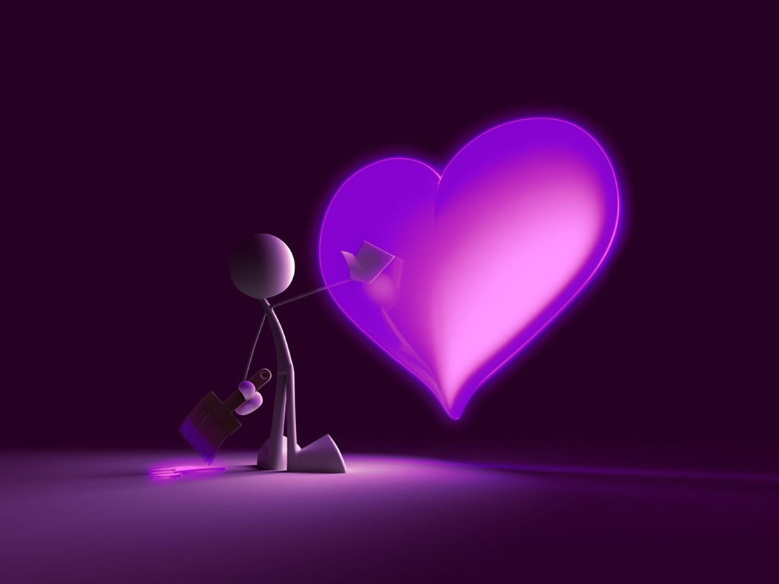 Animated Love Mobile Wallpapers Animated love wallpapers for
