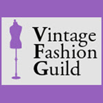 Member of the Vintage Fashion Guild