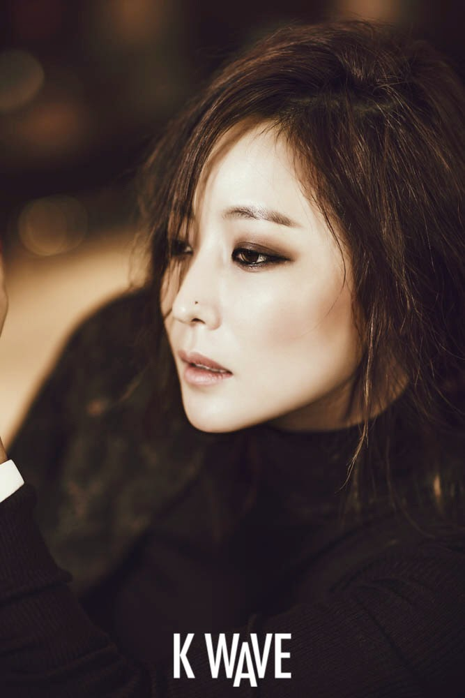Kim Hee Sun - K Wave Magazine November Issue 2014