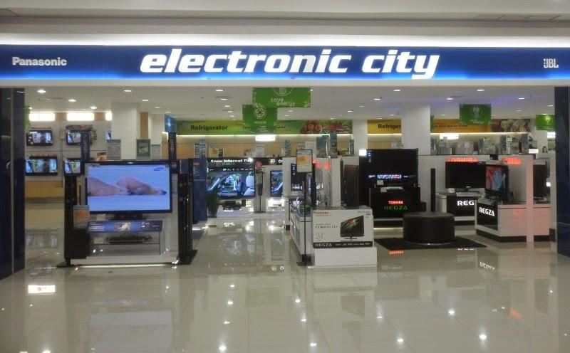 Lowongan Electronic City Indonesia