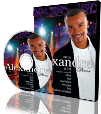 Baixar DVD Alexandre Pires - Em Casa (2009)