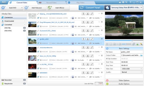 free any video converter download full version