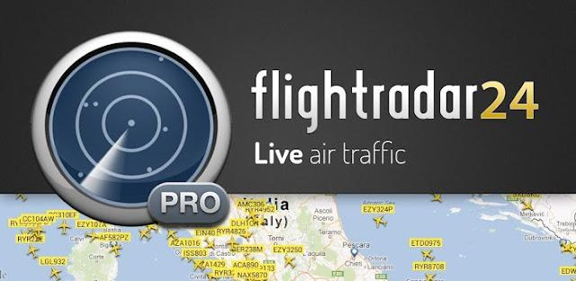 Flightradar24 Pro v3.6.4