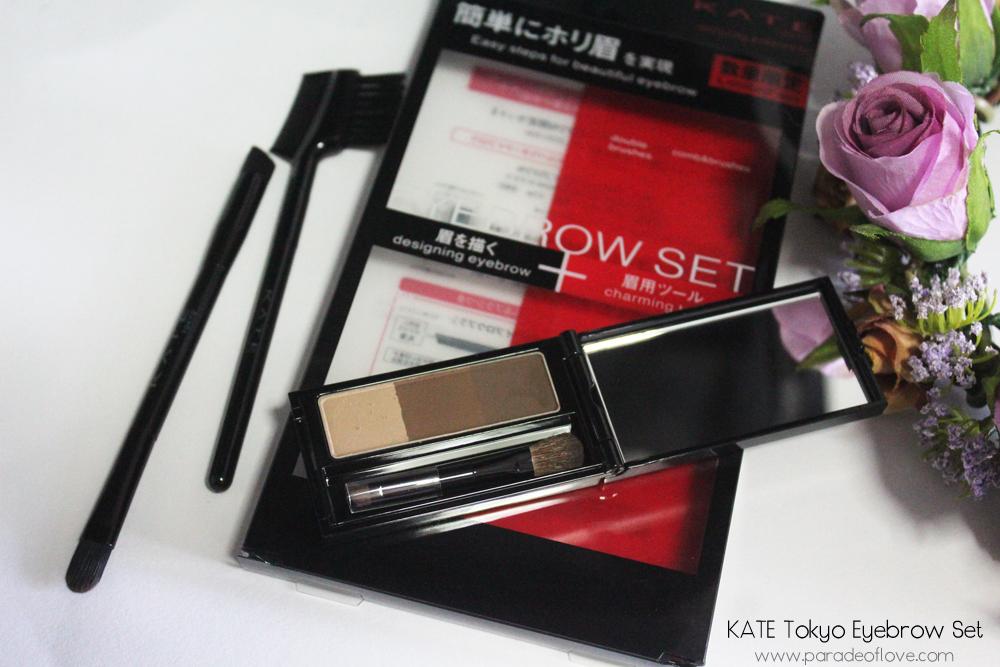 KATE Tokyo Designing Eyebrow Set