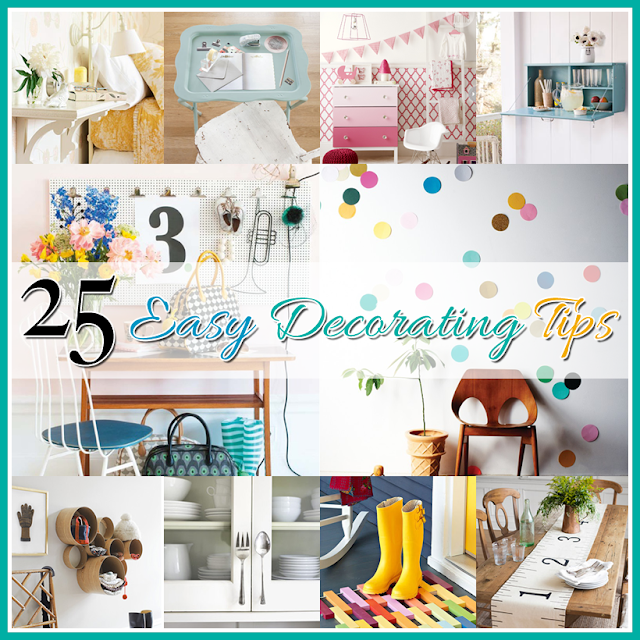 DIY decorating, The Cottage Market