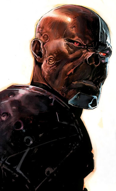Deathlok Character Review - 1