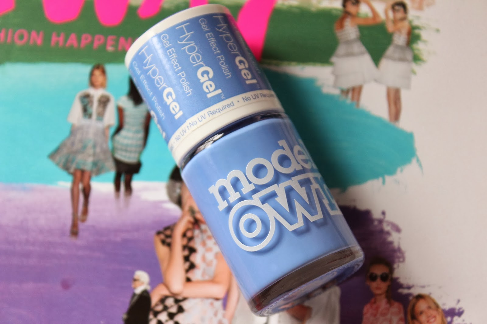 NOTD ModelsOwn Hypergel Blue Glint