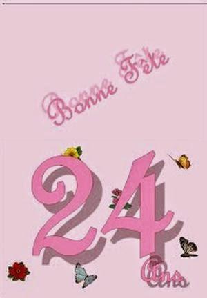 Poème d'anniversaire 24 ans fille