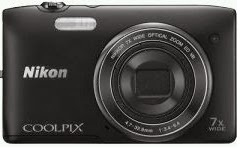 Nikon Coolpix S3500 Features