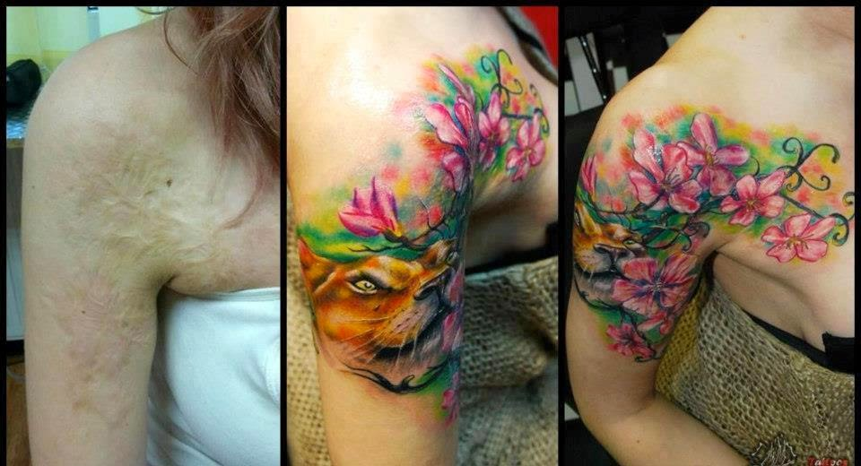 comment faire un tatouage - V La réalisation du tatouage Made in tattoo