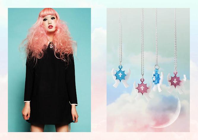 Illuminati Jewellery Collection 2013