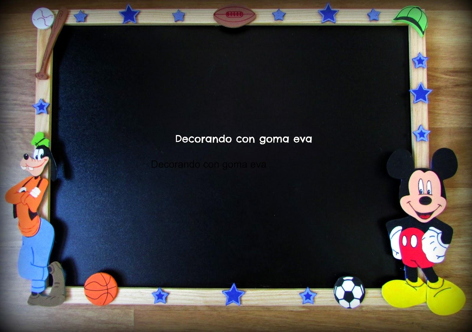 Pizarra 3 aprender manualidades es - Pizarras para decorar ...